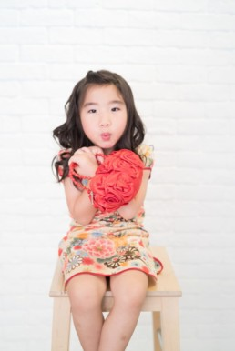 Kids Cheongsam classic qipao malaysia