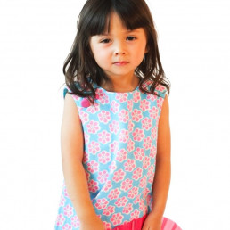 Toddlers Dress CNY