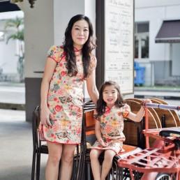 Cheongsam Women Qipao traditional chinese dress