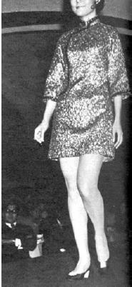 evolution qipao cheongsam dress mini-qipao-1960s
