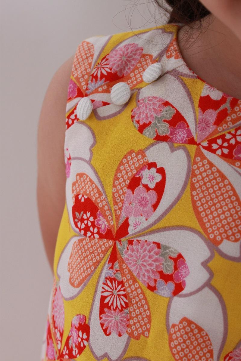 baby dress flower